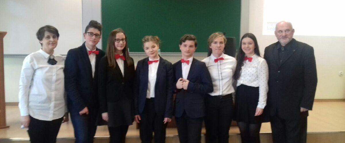 Kolejny sukces drużyny debatanckiej Szkoły Podstawowej Nr 24