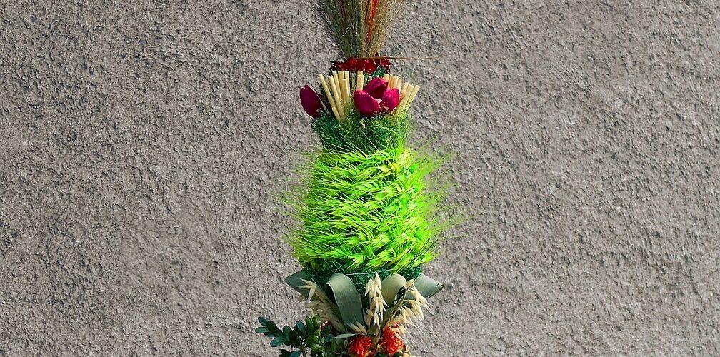 Konkurs samorządu SP Nr 24 na najpiękniejszą palmę wielkanocną