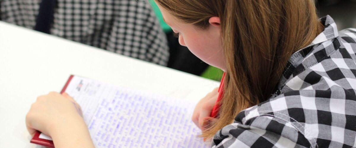 Potyczki z ortografią uczniów Szkoły Podstawowej Nr 24
