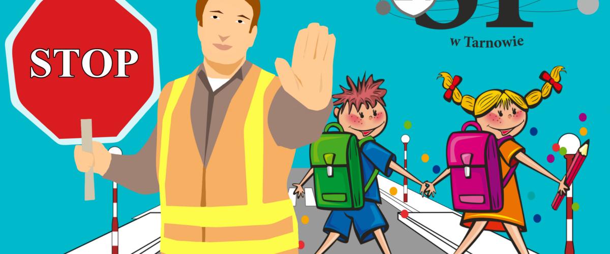 """""""Bezpieczna droga do szkoły"""" w SP Nr 24"""