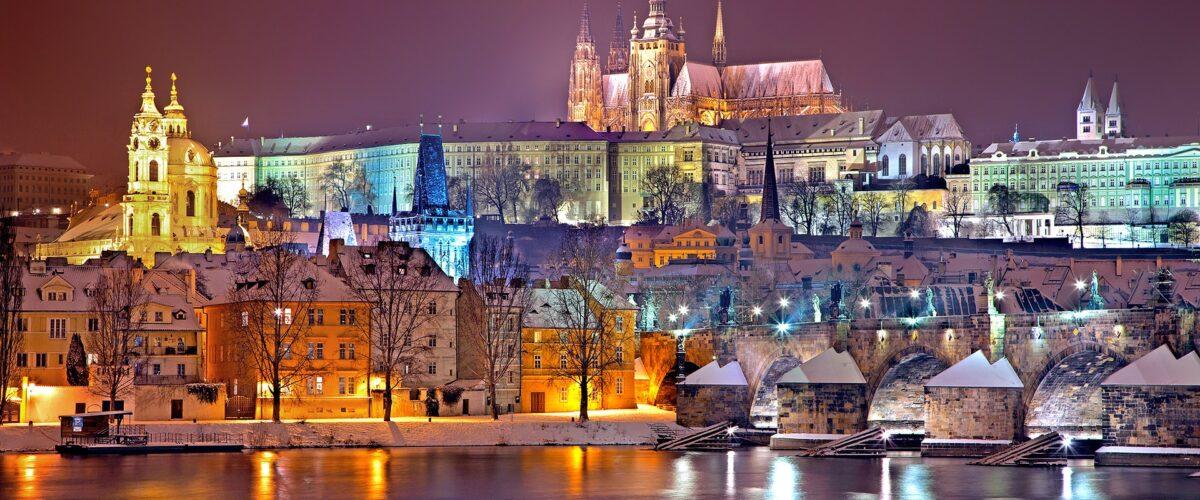 Uczniowie SP Nr 24 w Pradze