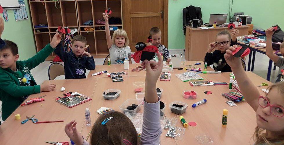 Kreatywne zajęcia z matematyki i języka angielskiego dla 6-latków