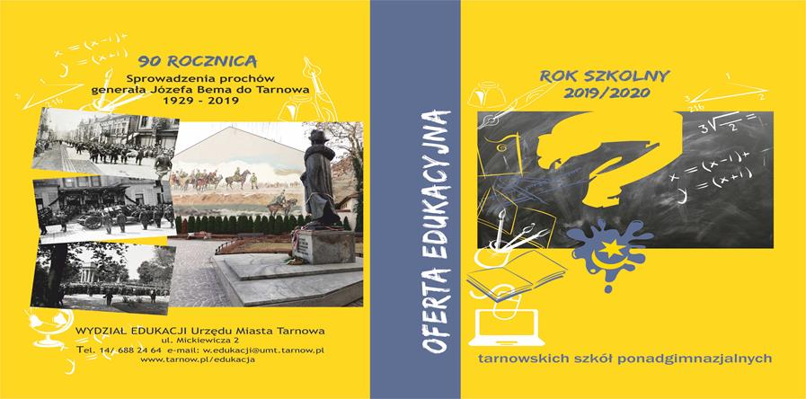 Informator edukacyjny na rok szkolny 2019/2020