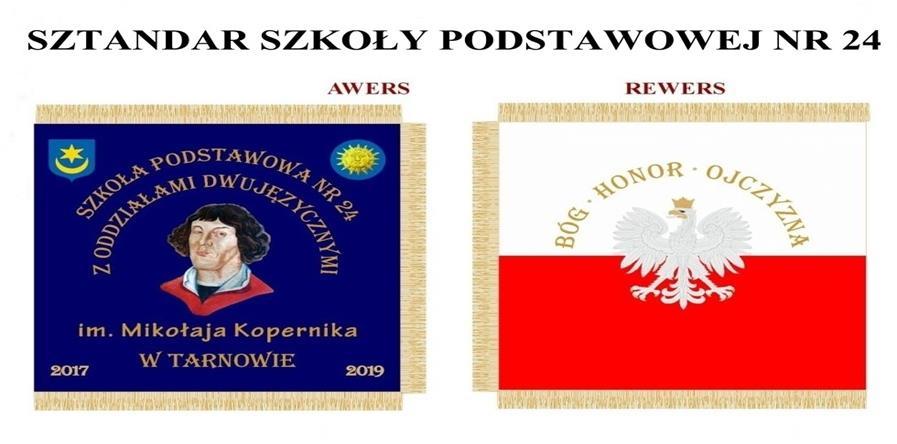 UROCZYSTE POŚWIĘCENIE SZTANDARU SP NR 24
