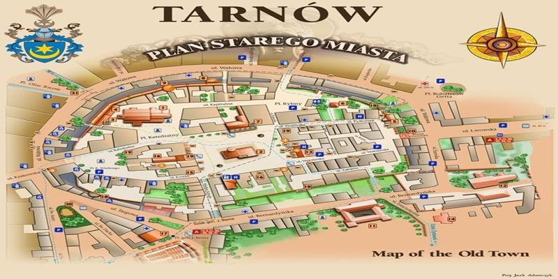 Spotkanie z historią Tarnowa