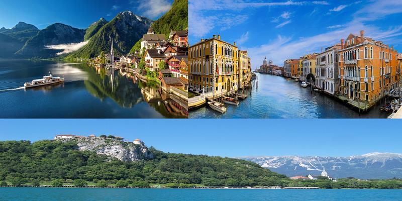 Wycieczka do Austrii, Włoch i Słowenii