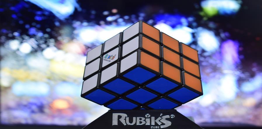 Drugi Szkolny Konkurs Układania Kostki Rubika