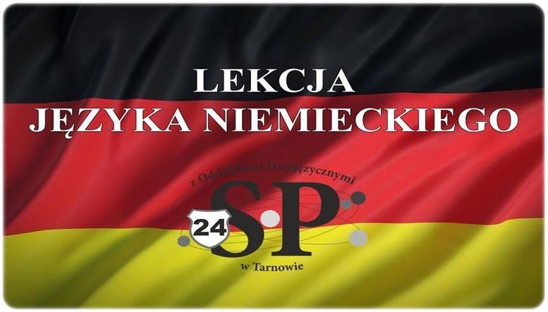 Język niemiecki w 1A