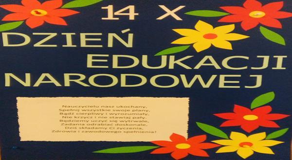 Święto Edukacji Narodowej w SP24