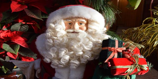 Święty Mikołaj w 1C