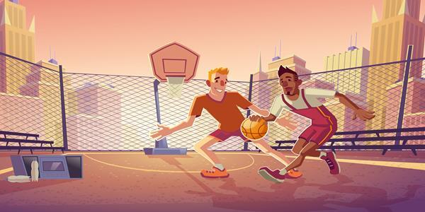 Sukces koszykarzy SP24