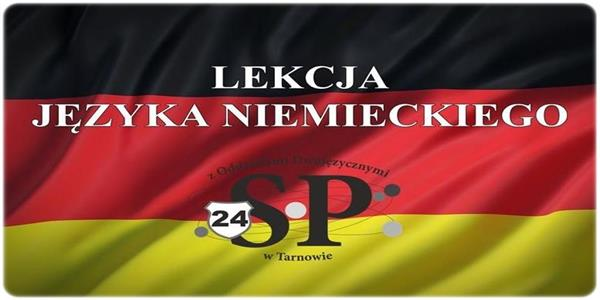Język niemiecki w 1C