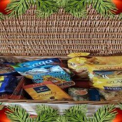 """Akcja świąteczna: """"Obiad dla Seniora"""" w SP24"""