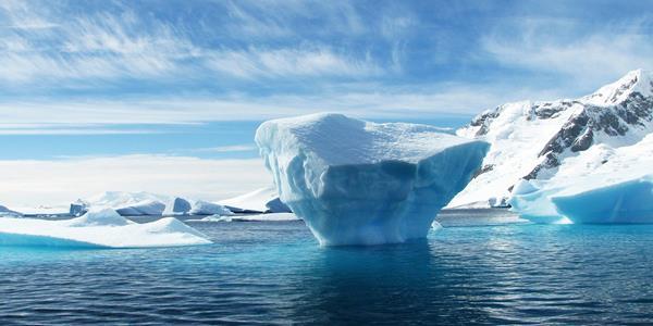 Zajęcia o Antarktydzie w 2C