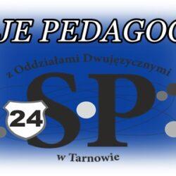 Akcje pedagogów SP24