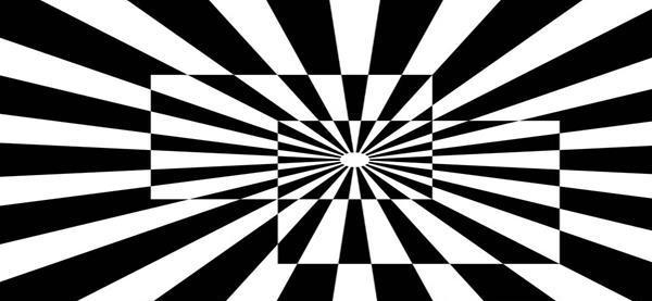 Sztuka optyczna w 2B