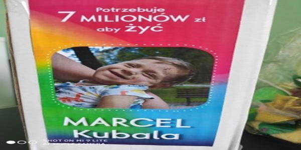 SP 24 dla Marcelka Kubali