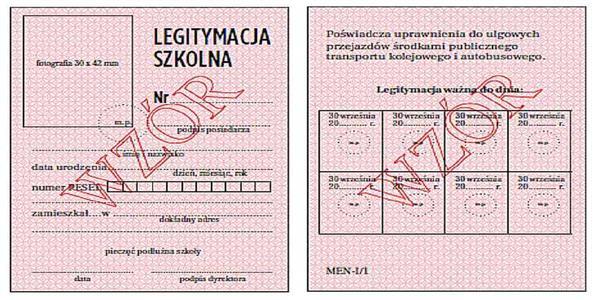 Duplikaty dokumentów szkolnych